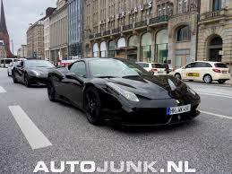 Ferrari 458 Blacked Out - ferrari 458 speciale blacked out combo foto u0027s autojunk nl 177595