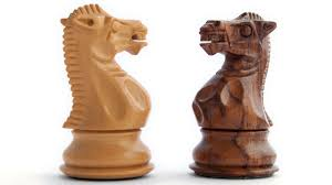 the evolution of classic chess pieces tested