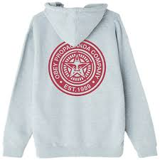 obey clothing obey clothing obey propaganda company hoodie evo