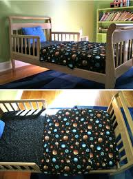 what is the best material for bed sheets toddler top sheet quick easy with fabric for later whipstitch space