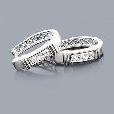 small diamond hoop earrings small diamond hoop earrings 0 15ct silver iceberg diamonds inc