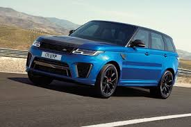 nepal new land rover range rover sport svr and hybrid lead revised model line up