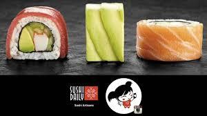 siege social sushi shop kellydeli happily handmade sushi