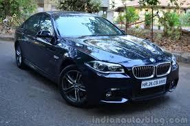 review bmw 530d 2014 bmw 530d m sport review profile indian autos