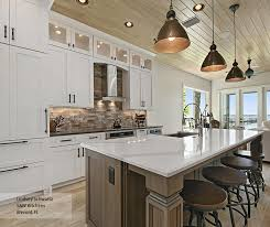 Painting Wooden Kitchen Cabinets Painted Oak Kitchen Cabinets Omega Cabinetry