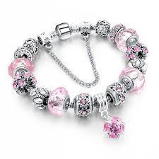 bracelet pandora silver images Charm bracelet zunaris jpg