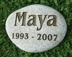 pet memorial garden stones pet memorial stones etsy