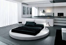 bedroom endearing design ideas for modern mens bedroom modern bedroom dazzling design ideas using white loose curtains and round white wooden headboard beds in