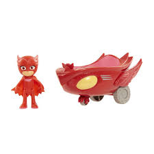amazon pj masks owlette flyer vehicle toys u0026 games