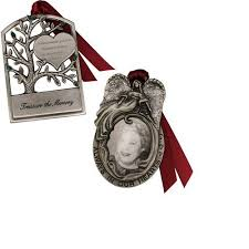 gloria duchin 2pc memorial ornament gift set walmart