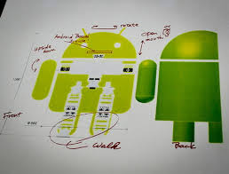 android bot size android bot actually runs android slashgear