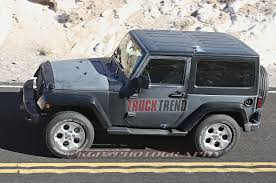 call of duty jeep 2018 wrangler spied hints at upcoming jeep pickup
