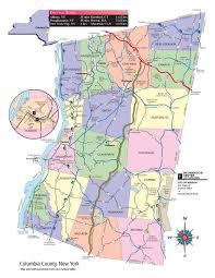 Boston County Map by Columbia County U2014 Philip Feiner