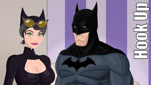 catwoman spirit halloween cartoon hook ups batman and catwoman youtube