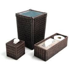 Wicker Bathroom Accessories by 132 Best Basketry Images On Pinterest Wicker Basket And Rattan