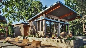 1100 sq ft modern prefab home in napa ca absolutely small