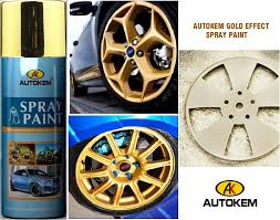 china gold effect spray paint multi purpose spray paint rust