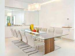 Modern Dining Room Set Dinning White Dining Chairs Dining Room Furniture Dining Table Set