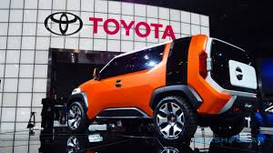 toyota logo the toyota ft 4x concept is a millennials u0027 toy truck made real