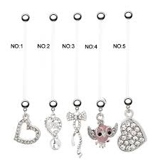 aliexpress buy 1pc belly button rings fashion