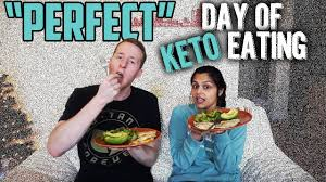 keto day of eating with perfect macros keto meal ideas what to