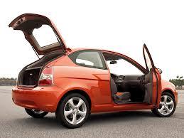 hyundai accent 3 doors specs 2006 2007 2008 2009 2010 2011