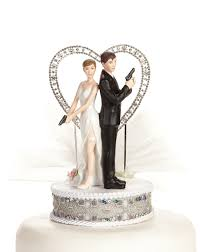 cake toppers for wedding cakes wedding cakes fishing wedding cake topper to consider for your
