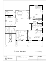 two bedroom cottage floor plans 1000 sq ft house plans 2 bedroom indian style newest for striking 3