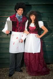 Sweeney Todd Halloween Costume Hire Sweeney Todd Lovett Costumes Supazaar