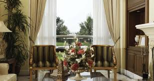 grand curtain window tags gold and white striped curtains grey