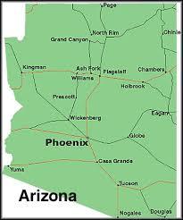 az city map maps of dallas map of arizona cities
