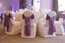 Wedding Chair Covers Rental Satin Chair Covers Rental Chicago And Suburbs On Onewed