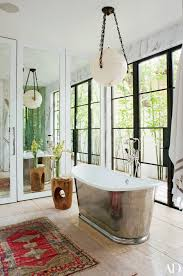 Luxurious Bathrooms by 22 Luxury Bathrooms In Celebrity Homes Architectural Digest