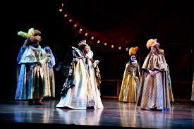 shakespeare in love alliance theatre