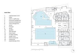 Fitness Center Floor Plans Chimo Aquatic And Fitness Centre Floor Plan Fitness Centres