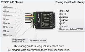 towbar buzzer wiring diagram anonymer info