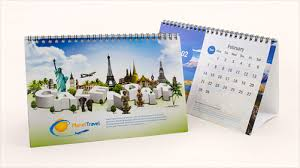 Small Desk Tent Calendar Premium Calendar Printing And Desk Calendars At Psprint