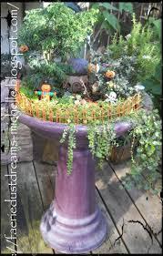 456 best halloween fairy gardens images on pinterest halloween