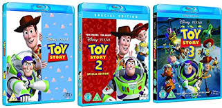 amazon toy story trilogy 1 2 3 bundle movies u0026 tv