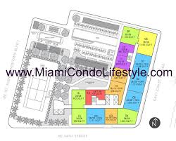 Icon Brickell Floor Plans Hyde Midtown Floorplans Miami Condo Lifestyle