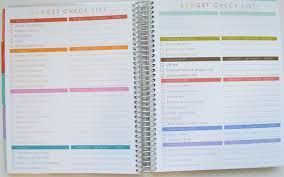 wedding planner notebook erin condren wedding planner review