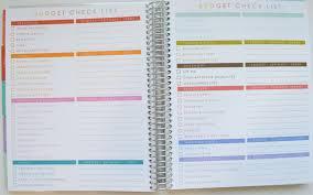 wedding planning list template erin condren wedding planner review