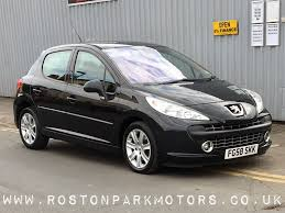 used peugeot 207 cars for sale motors co uk