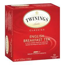 twinings classics naturally breakfast tea 50 ct target