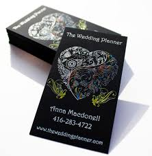 Automotive Business Card Templates Anna Macdonell S Wedding Planner Business Cards