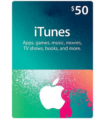 gift card itunes gift card 50 us email delivery mygiftcardsupply