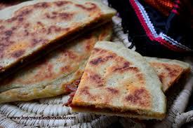 recettes cuisine alg駻ienne galette kabyle recette de kesra farcie les joyaux de sherazade