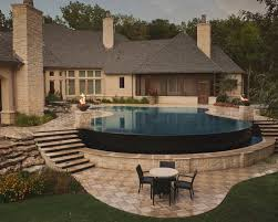 Pool Ideas For Small Backyard 21 Landscape Small Backyard Infinity Pool Design Ideas Style