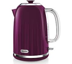Toaster And Kettle Deals Buy Breville Impressions Vkj957 Jug Kettle Damson Free