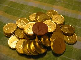 hanukkah chocolate coins the chocolate cult gold chocolate coins for han